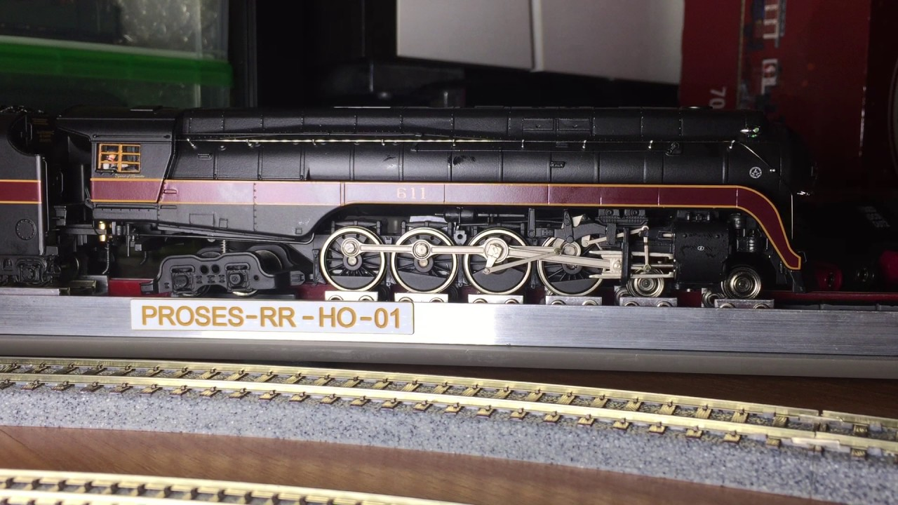 mth problem n w j 611 model railroader magazine model railroading model trains reviews track plans and forums [ 1280 x 720 Pixel ]