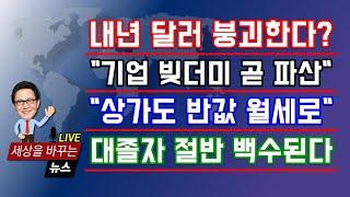 """[기업 위기] 달리오·로치 """"내년 달러 붕괴한…"""