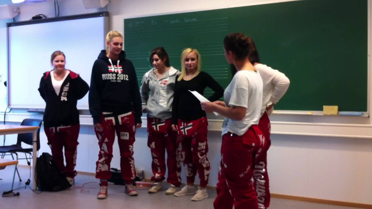 Seksualundervisning for en førsteklasse!