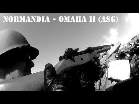 LĄDOWANIE W NORMANDII: OMAHA II (ROJO I ASG) - Karolew, Łódź