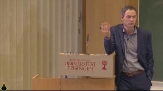 """Dr Daniele Ganser: """"Ein Verschwörungs-Bösewicht"""""""