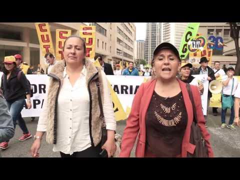 30 Años de la CUT - Central Unitaria de Trabajadores de Colombia