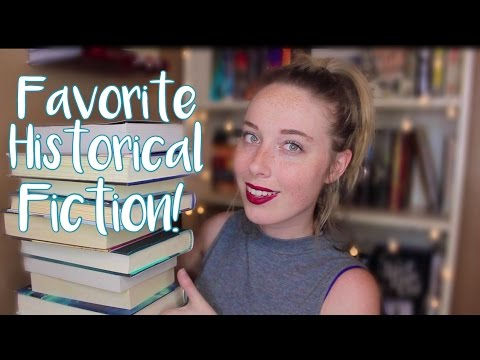 My Favorite Historical Fiction Books!