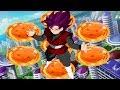 Dragonball Ascension Panel Movie Xero Arc Part 1