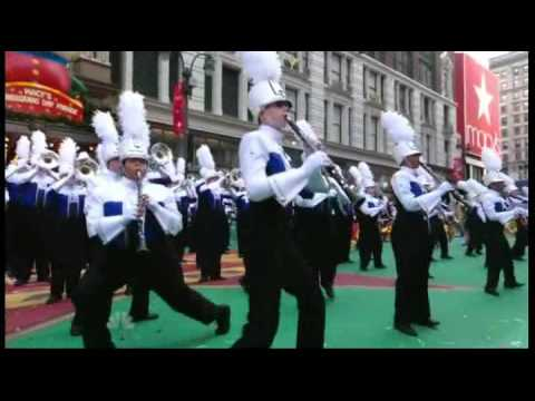 North Hardin High School Band at Macys Thanksgiving Day Parade