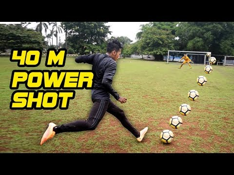 POWER SHOT 40 METER | F2 Vs TELEFOOTY Sledgehammer Challenge