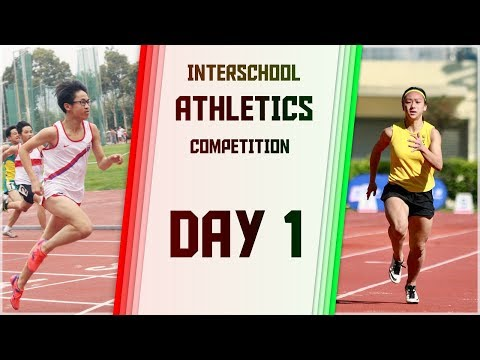 2019 Inter-School Athletics Competition D1 (Day 1) LSC x GHS Live Broadcast
