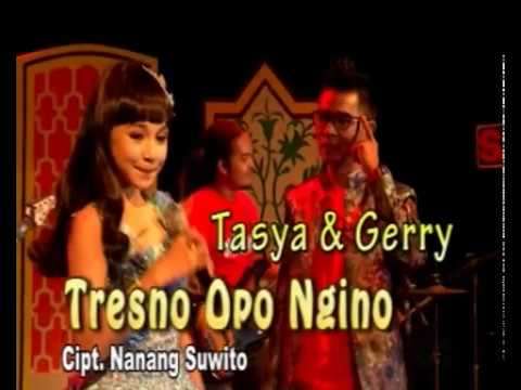 Tasya feat Gerry - Tresno Opo Ngino ( Official Music Video )