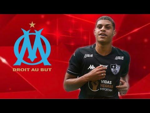 Download Luis Henrique de Lima(18 ans) welcome to Marseille.best skills & goals