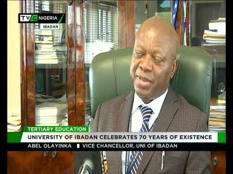 University of Ibadan celebrates 70 years of existence
