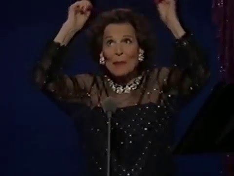 Kitty Carlisle--Broadway Memories, 1999 TV