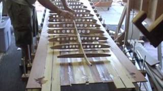 Balints Hollow Redwood Surfboard Part 2 of 6