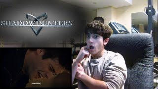 "Shadowhunters Season 2 Episode 20 REACTION - 2x20 ""Beside Still Water"" Reaction"