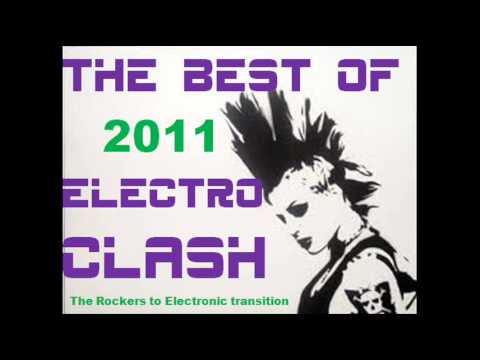 █ █ █ █ THE BEST OF ELECTROCLASH - V.A. COMP. █ █ █ █