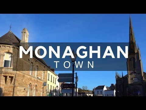 Trip To Monaghan Town, Hillgrove Hotel & Castle Leslie