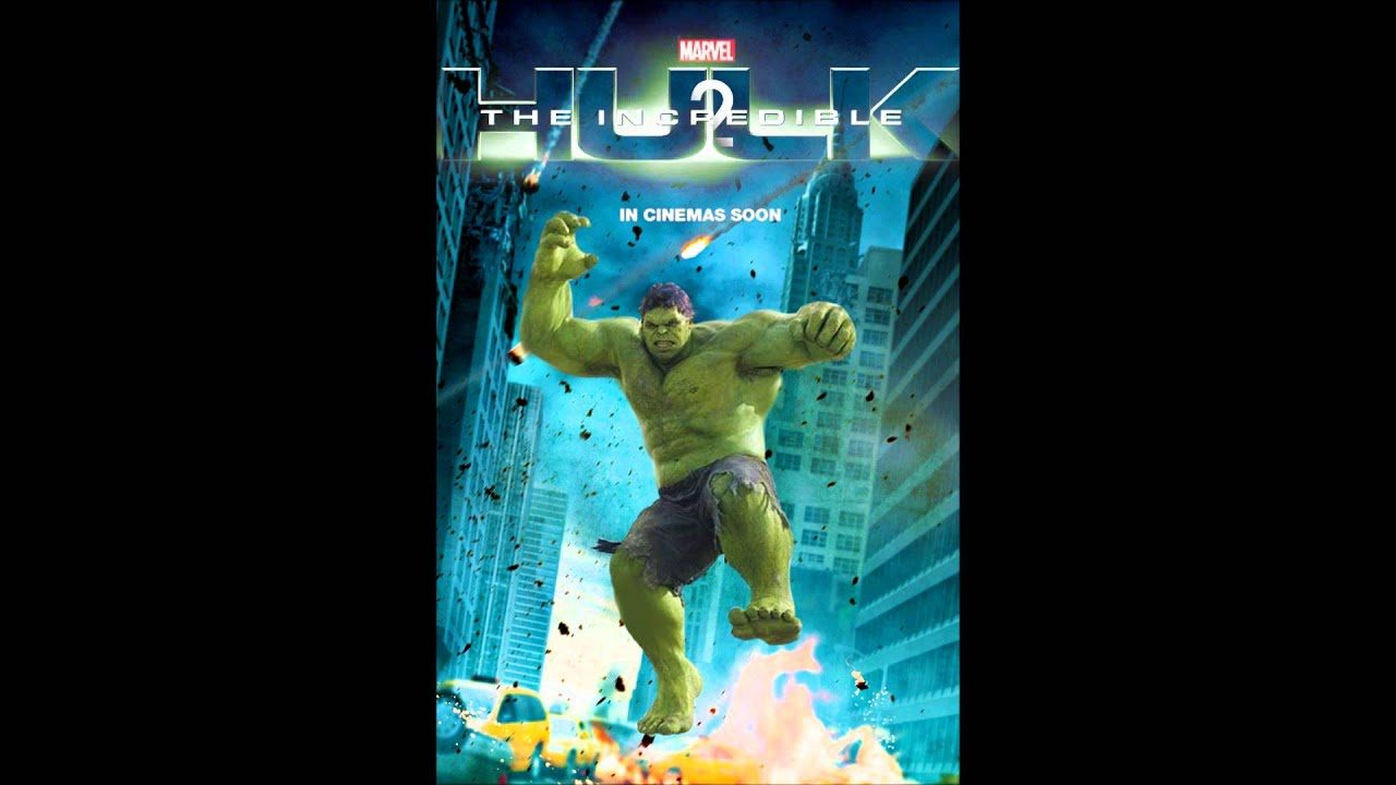The Incredible Hulk 2 Teaser Poster - YouTube