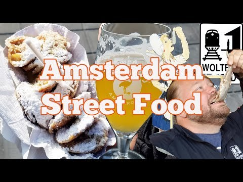 Amsterdam Street Food - 8 Must Eats of Amsterdam