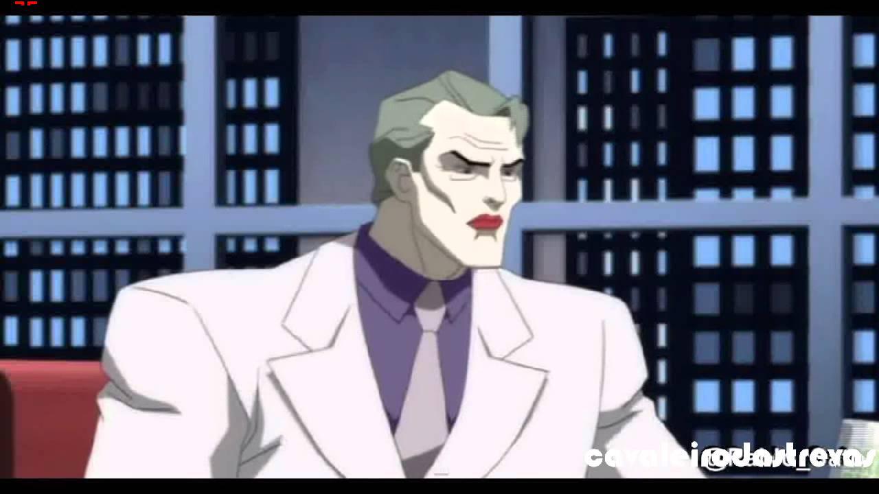 Talk Show Com O Coringa Assista Batman O Cavaleiro Das Trevas
