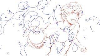 Anime Animation Sakuga Practice and Learning - OrArsStudio Showreel