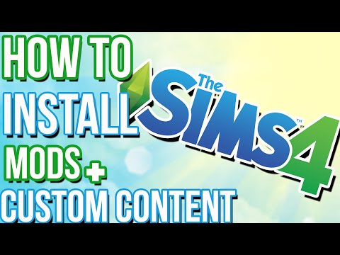 The Sims 4 Tutorial: How To Install Mods and Custom Content