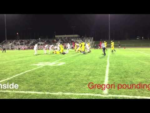 Week 1 Ceres Bulldogs at Gregori Jaguars