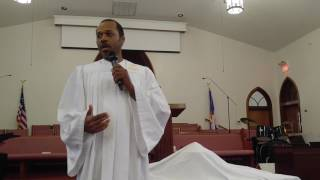 Communion Sabbath on 6-24-17 at Jordan Street SDA Church
