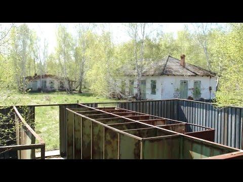 Велосталк в заброшенный лагерь. Заброшенные места около г. Омск.