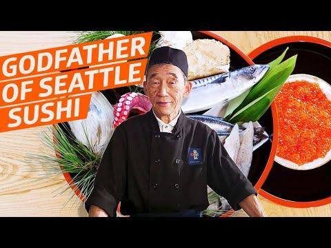 How Master Sushi Chef Kashiba Brought Sushi to Seattle — Omakase