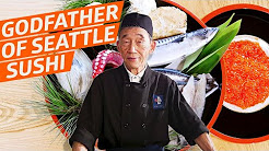 How Master Sushi Chef Kashiba Brought Sushi to Seattle — Omakase