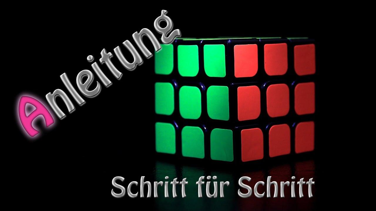 Zauberwürfel lösen - Rubik Cube lösen schnell / Remake mit ...