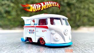 Hello Kitty Hot Wheel Kool kombi 3//10