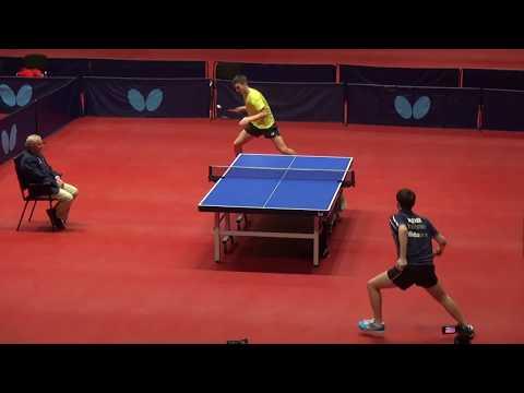 3 PLACE DVOYNIKOV - ANOKHIN #MOSCOW #Championships 2020 #RUSSIAN #tabletennis #настольныйтеннис