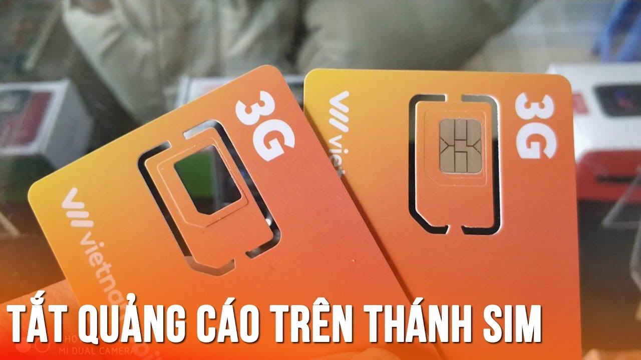 Cách chặn quảng cáo phiền phức trên thánh sim và sim Vietnamobile