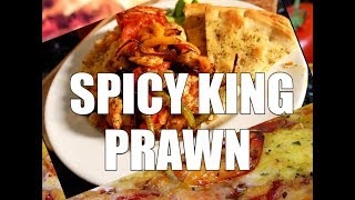 Best SPICY KING PRAWNS WITH COUSCOUS New Recipe | Chef Ricardo Cooking