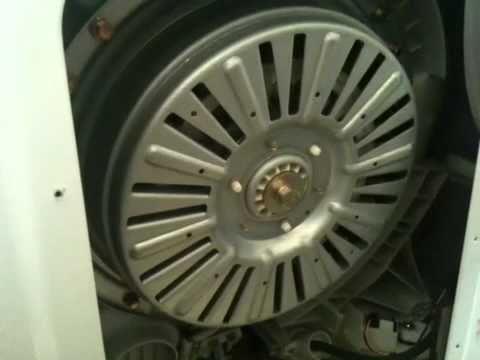 Lg Dryer Repair >> LG Washer Model: WM2277HW SN: 407KW-02NNN - YouTube