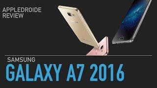 Samsung Galaxy A7 2016 un gama media premium