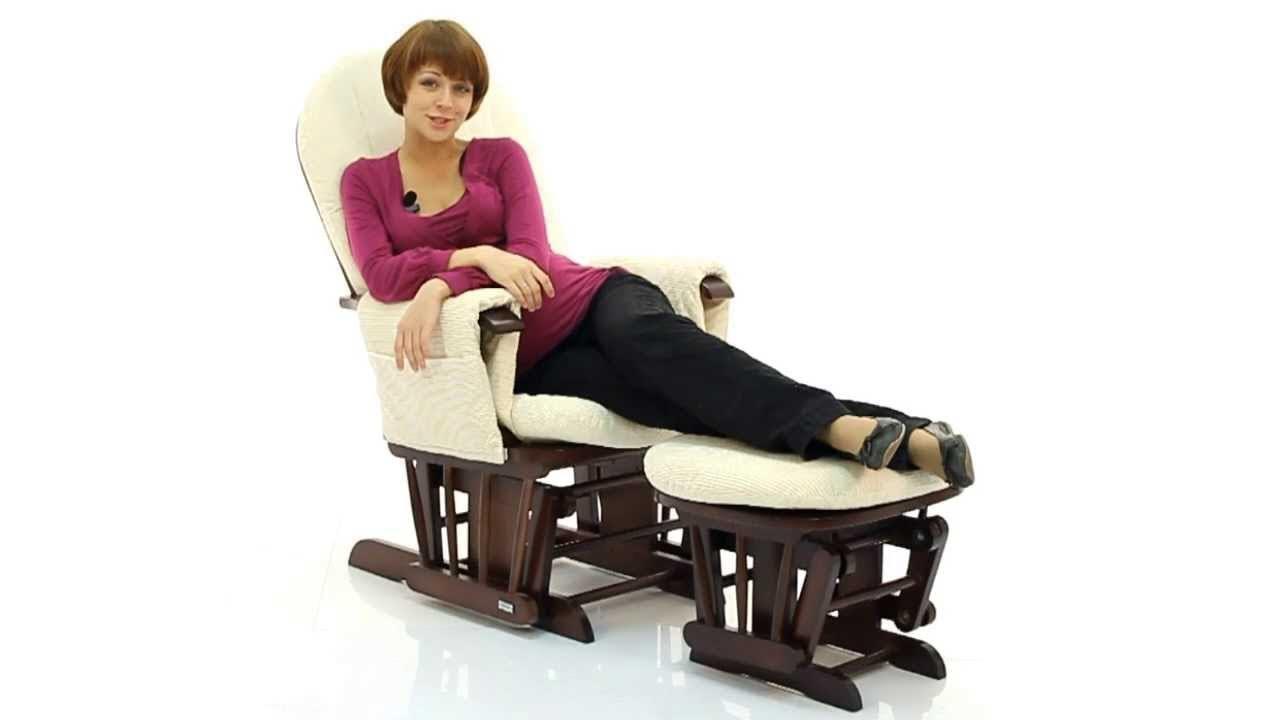 Кресло качалка скользящая