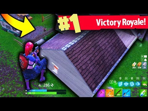 WINNING A GAME OF FORTNITE IN STYLE!!! (Fortnite Battle Royale Gameplay)