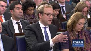 "White House Press Secretary Sean Spicer: ""Our intention's never to lie to you."" (C-SPAN)"
