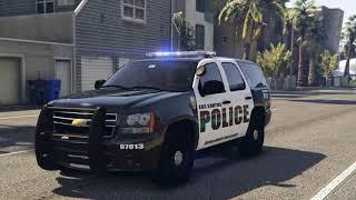 Bleeding Out - Police Music Video (GTA V)