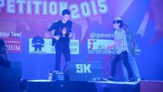 NEPALI DANCE WINNER DANCE WITH RAGHAV JUYAL COCKROACH