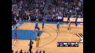 LIVE - Los Angeles Lakers vs Oklahoma City Thunder