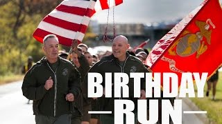 Marine Corps Birthday Run