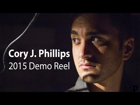Cory Jordan Phillips   Acting Demo Reel 2015