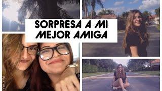 MI VIAJE A MIAMI: Sorpresa a mi mejor amiga! / Faby Moreno
