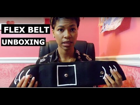 Flex Belt Unboxing and Initial Review