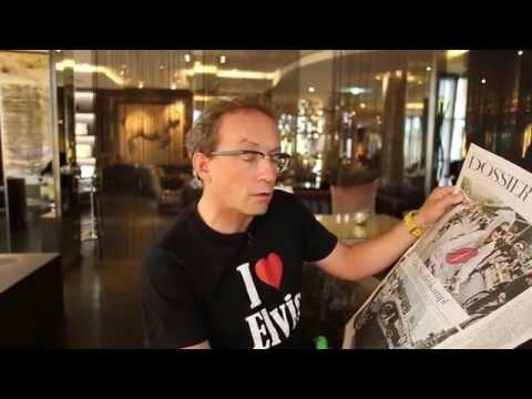 ZEITraffer #9 - Wigald Boning liest DIE ZEIT