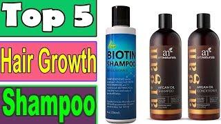 Top 5 - 5 Best Hair Growth Shampoo 2018- 2019 | For Men & Women