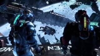 Dead Space 3 co-op стрим на twitch часть 2 прохождение