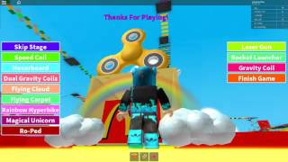 Own a fidget spinner!-Roblox!-I have a fidget spinner